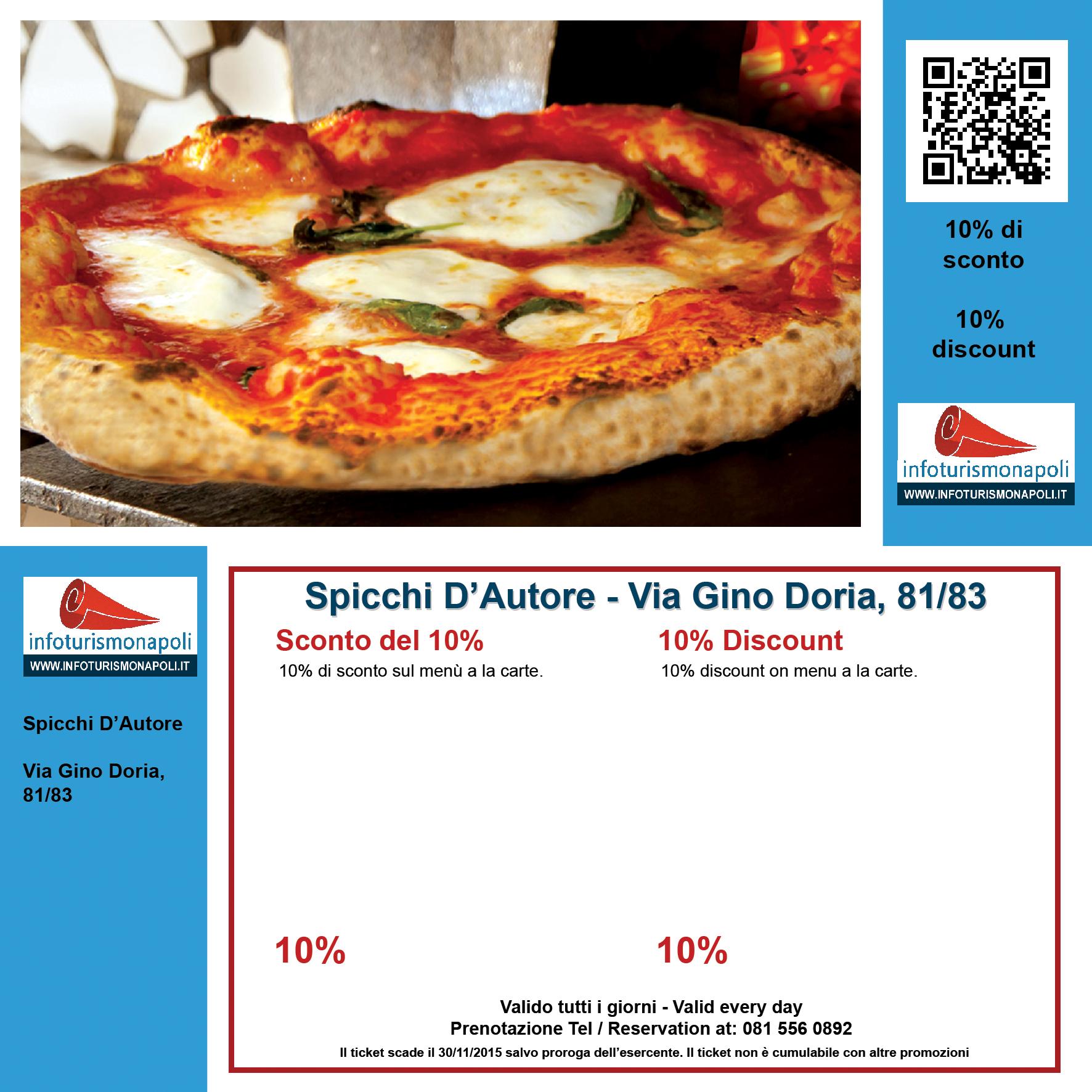 Napolis coupons