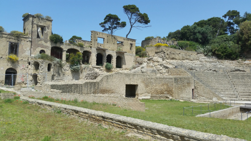 Grotta di Seiano e Pausilypon