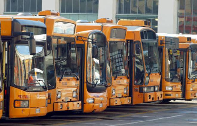 Trasporto pubblico Autobus e Tranviario