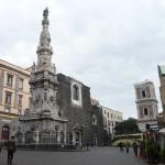 Piazza del Gesù e Campanile di Santa Chiara