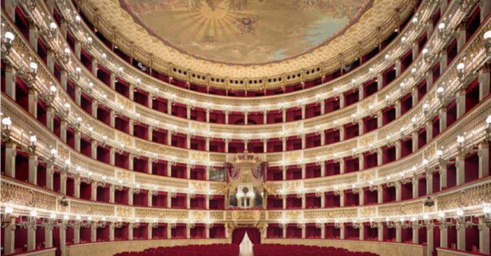 Teatro San Carlo – Aggiornamento sospensione spettacoli e attività aperte al Pubblico
