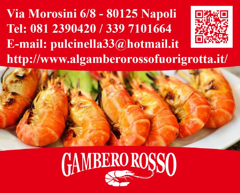 Al Gambero Rosso Fuorigrotta