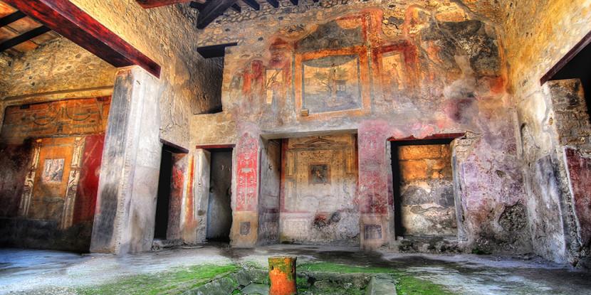5 Domus di Pompei riaprono al pubblico