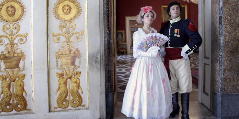 Ballo di Corte, visita spettacolo in maschera domenica 24 febbraio a Palazzo Reale