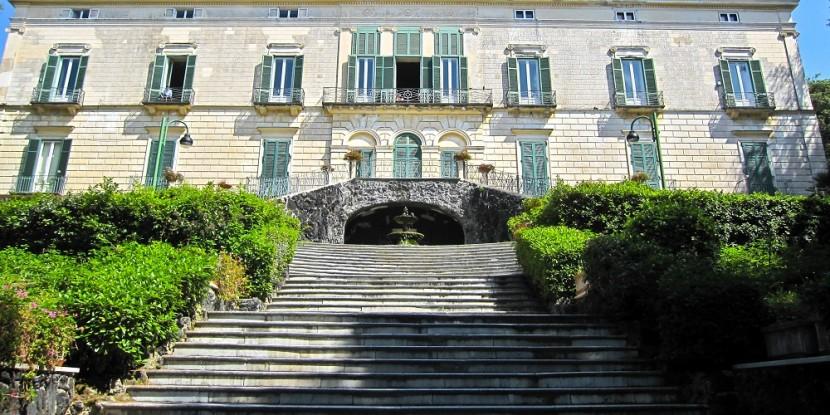 Riaperto il Belvedere ed il Museo di Villa Floridiana