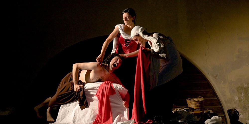 """Complesso Donnaregina, al via la mostra """"I Tableaux Vivants da Caravaggio"""""""