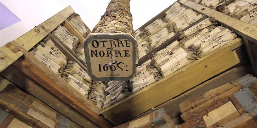 Scoprire la grande storia di Napoli nell'Archivio Storico del Banco