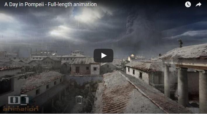 La terribile eruzione che seppellì Ercolano e Pompei