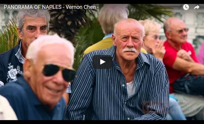 Panorama of Naples, il video del regista cinese Vernon Chen che racconta Napoli