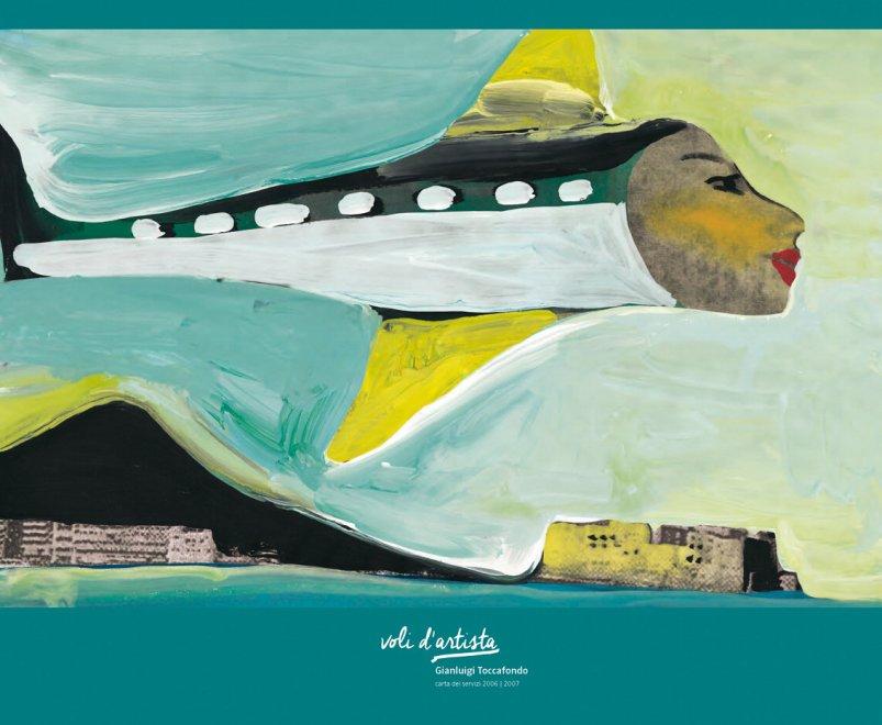 Voli d'artista – Mostra gratuita a Capodichino