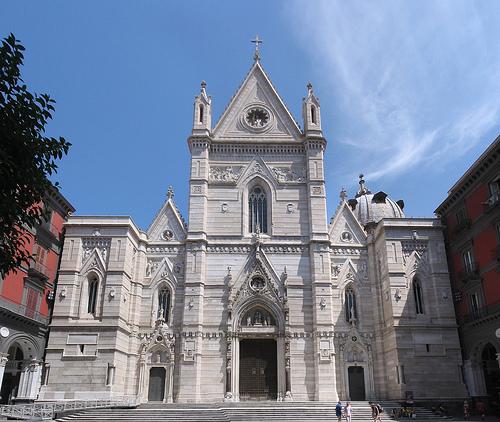 Dai Girolamini al Madre, la Via dei Musei è una ghirlanda intorno al Duomo