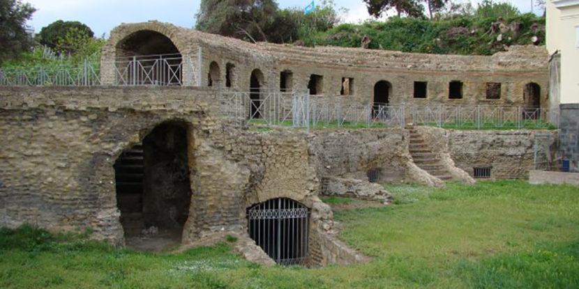 Riaperti le Cento Camerelle, la Tomba di Agrippina e l'Anfiteatro Cumano