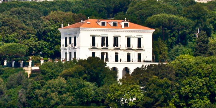 Villa Rosebery: apertura straordinaria 11 e 25 giugno – 24 settembre