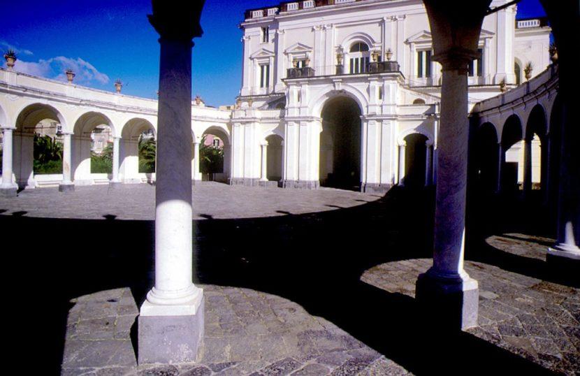 Venerdì 10 giugno riapre dopo i restauri la Villa Campolieto di Ercolano