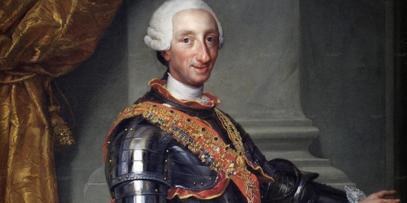 Concerti, mostre e visite per commemorare Carlo di Borbone
