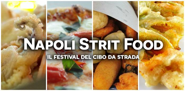 Napoli Strit Food Festival 2016 sul Lungomare