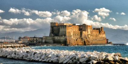 Chiusura Castel dell'Ovo per lavori di Manutenzione a partire dal 5 marzo 2020