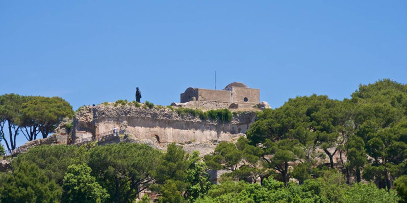 Riapre al pubblico Villa Jovis a Capri, la domus di Tiberio