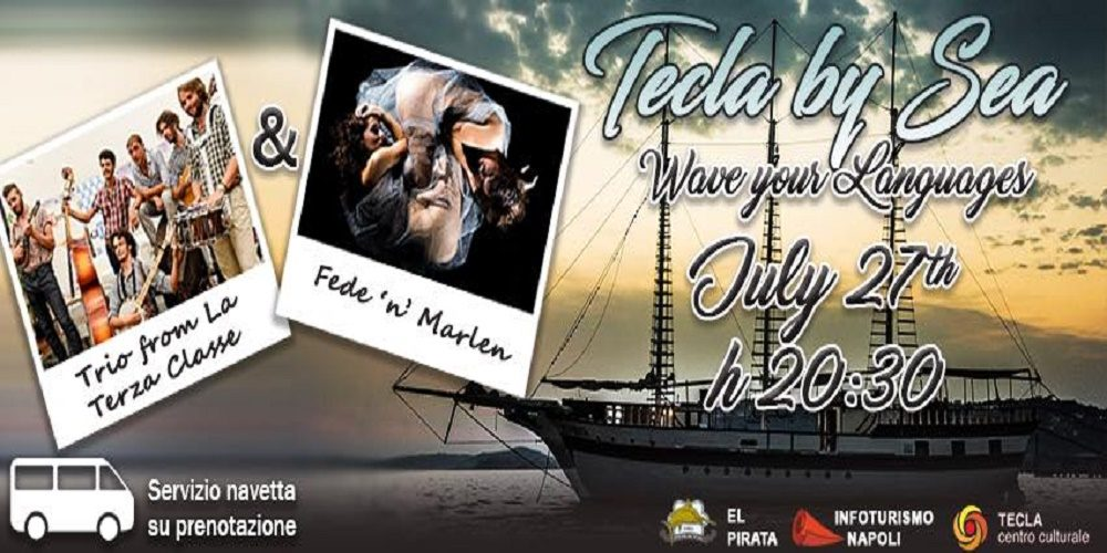 TECLA by SEA – Wave your Languages