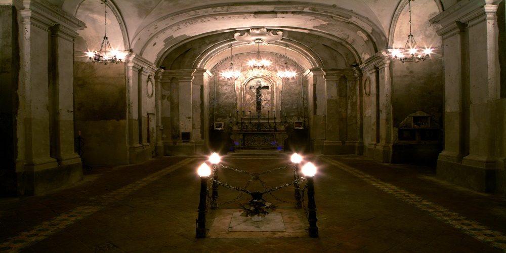 Visita guidata alla Chiesa di Santa Maria delle Anime del Purgatorio