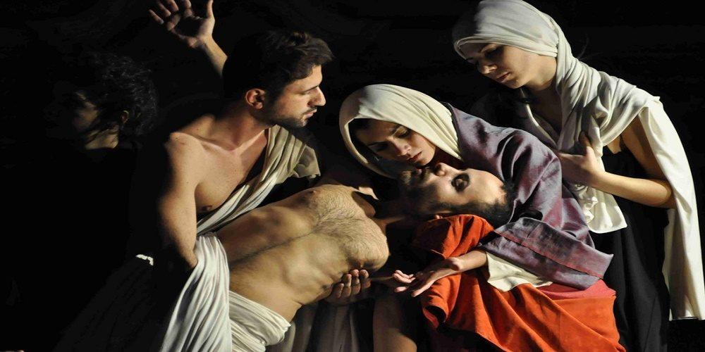 I Tableaux Vivants di Caravaggio al Museo Diocesano