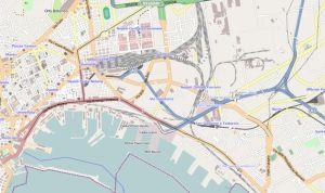 Dispositivo di traffico temporaneo in via Vespucci per consentire il prosieguo dei lavori di riqualificazione via Vespucci – via Ponte dei Francesi