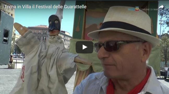 Torna in Villa il Festival delle Guarattelle