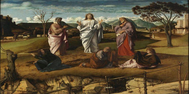 Tornano a casa la Trasfigurazione di Bellini e la Lucrezia di Parmigianino