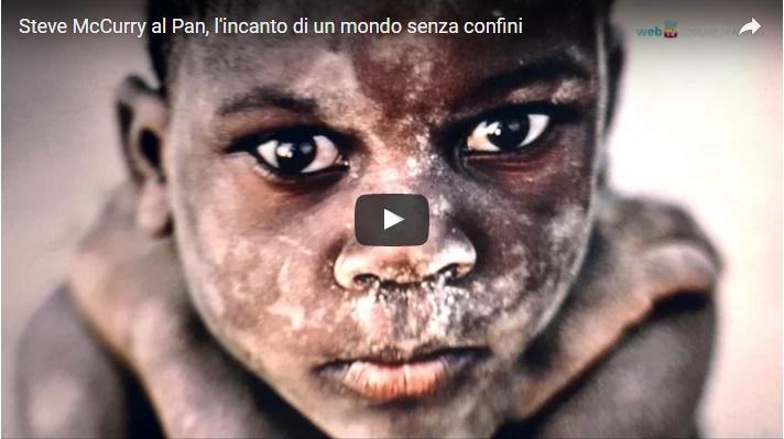 Steve McCurry al Pan, l'incanto di un mondo senza confini