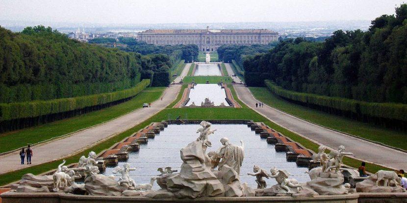 Reggia di Caserta, apertura straordinaria settembre 2018