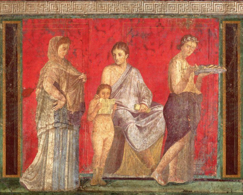 Scavi di Pompei: torna la cucina degli antichi romani
