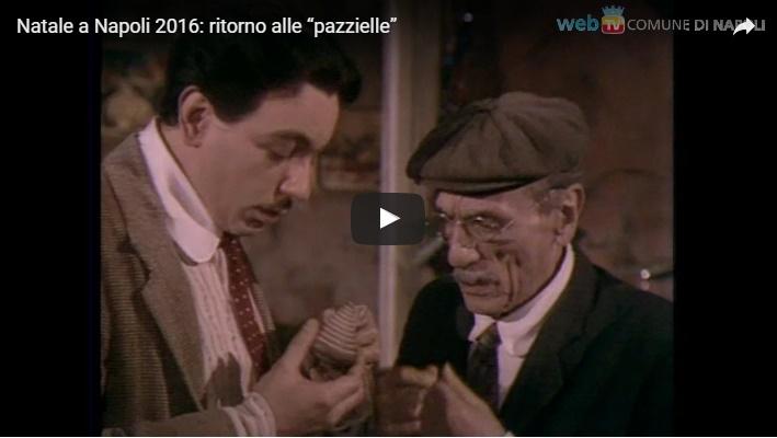 """Natale a Napoli 2016: ritorno alle """"pazzielle"""""""