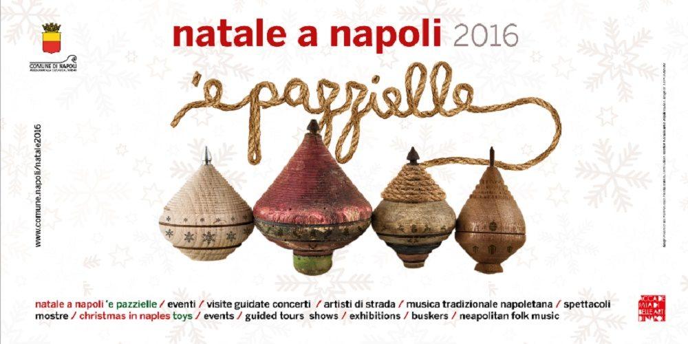 Natale a Napoli 2016 'E pazzielle – In memoria di Luca De Filippo