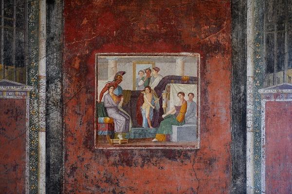 Pompei fa festa: riaprono due domus e il Lupanariello