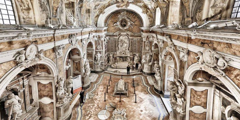 """La Cappella Sansevero cambia il look alla """"sua"""" strada"""