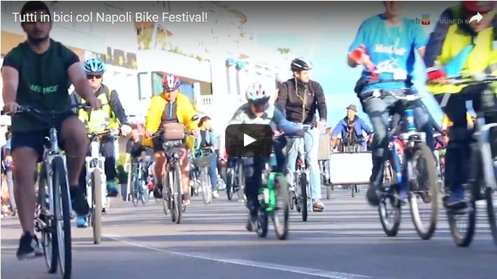 Tutti in bici col Napoli Bike Festival!