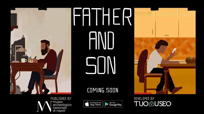 """""""Father and Son"""" – Un videogame pubblicato dal Museo Archeologico di Napoli"""