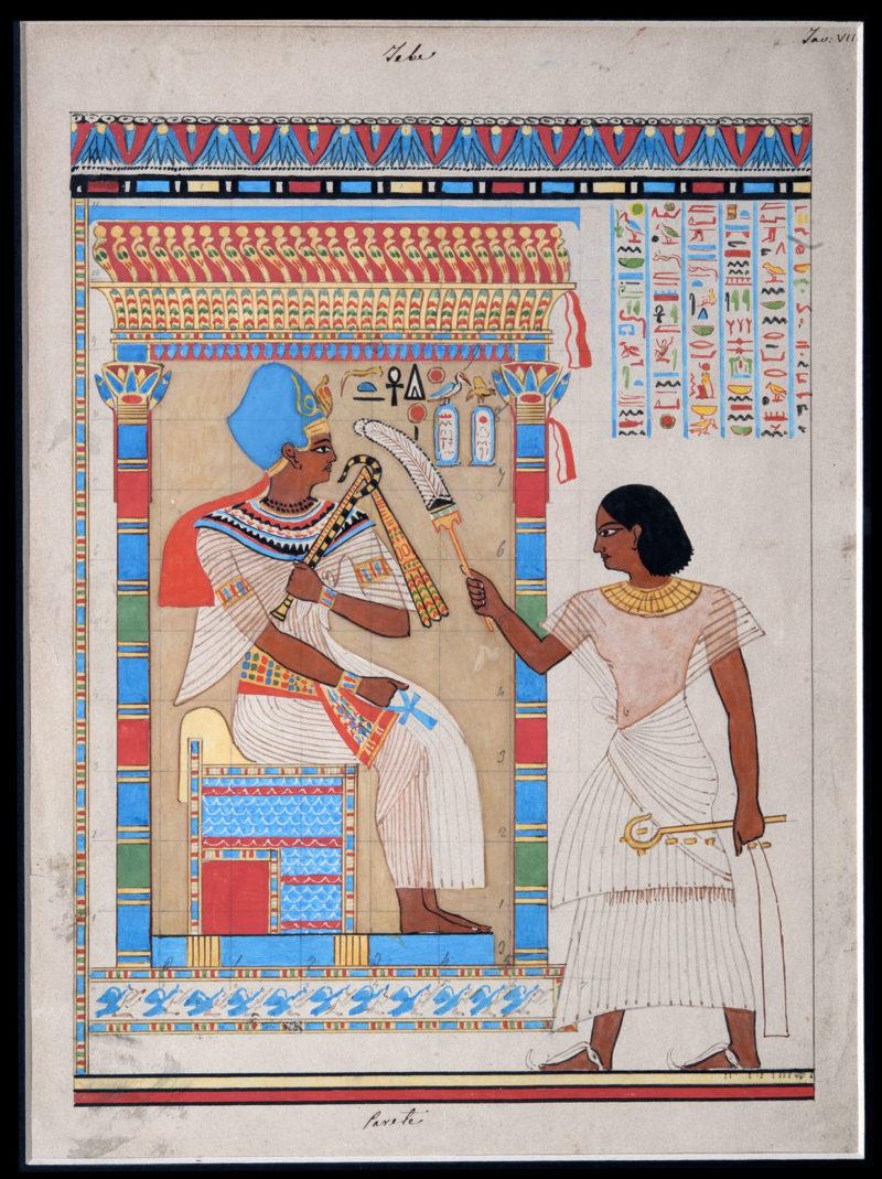 L'Egitto in salotto all'Archeologico di Napoli