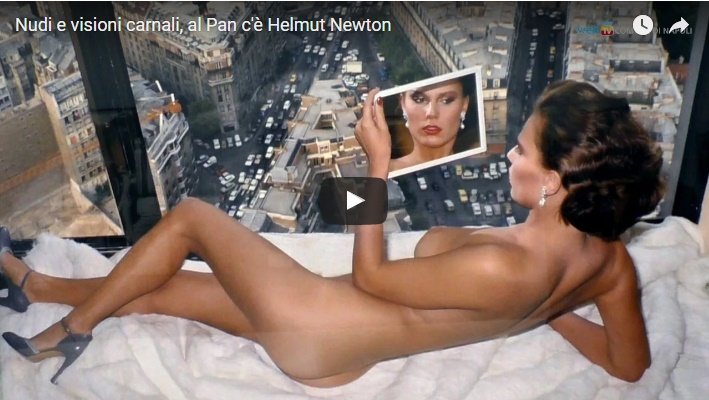 Nudi e visioni carnali, al Pan c'è Helmut Newton