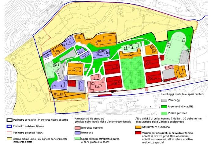 Nella ex Nato di Bagnoli aprirà il primo parco sportivo per l'infanzia