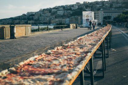 Napoli Pizza Village – Manifestazione con anticipo nel mese di Giugno