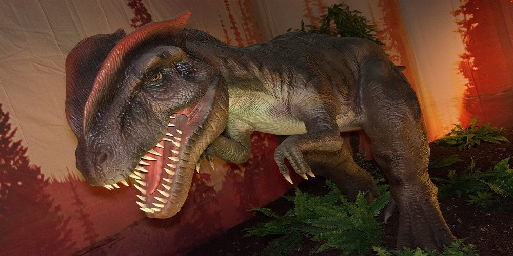 Dinosauri in carne e ossa, a Napoli la mostra con il T-Rex e tutti gli altri