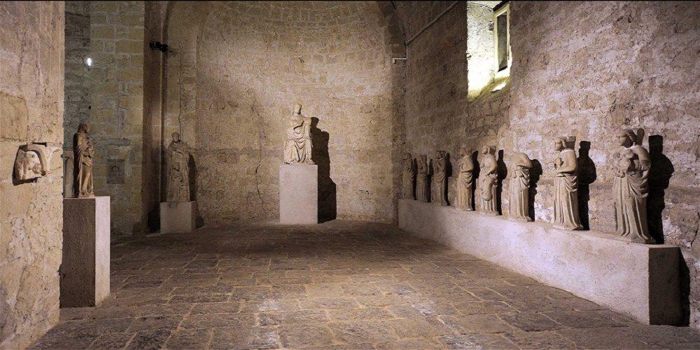 La Certosa svelata: San Martino e i sotterranei