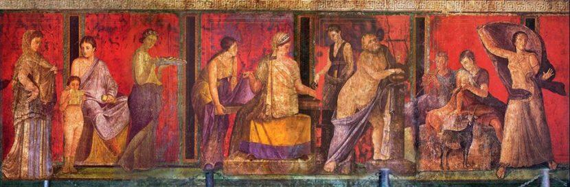 Pompei: Tour alla Scoperta dell' Antica Vita Pompeiana