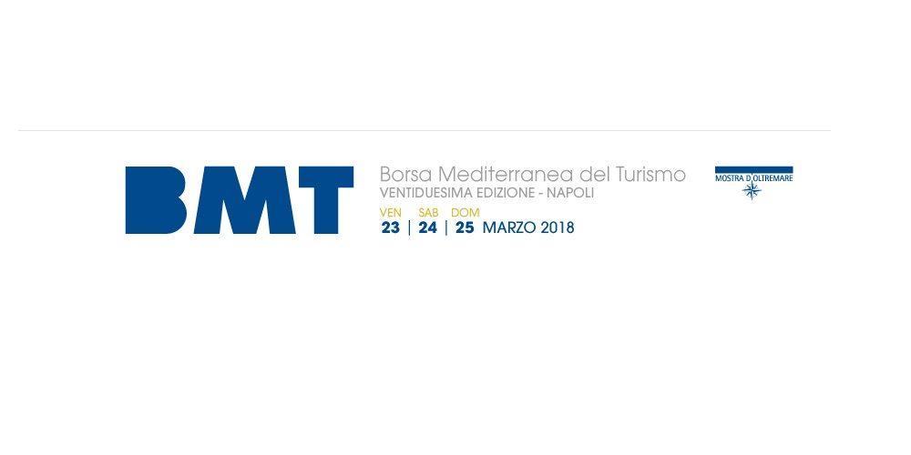 InfoTurismoNapoli alla Borsa Mediterranea del Turismo (BMT 2018)