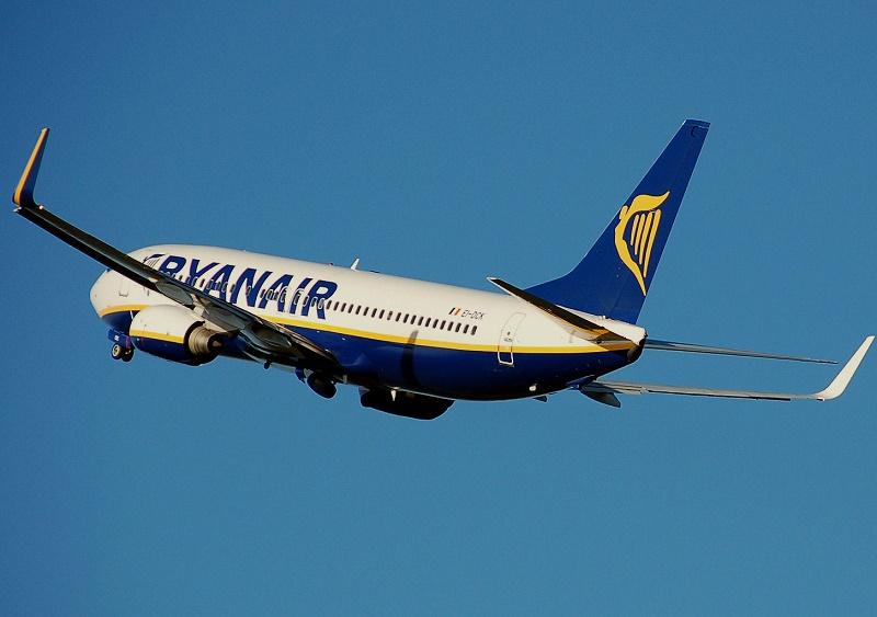 Ryanair Napoli: 9 nuove rotte in arrivo