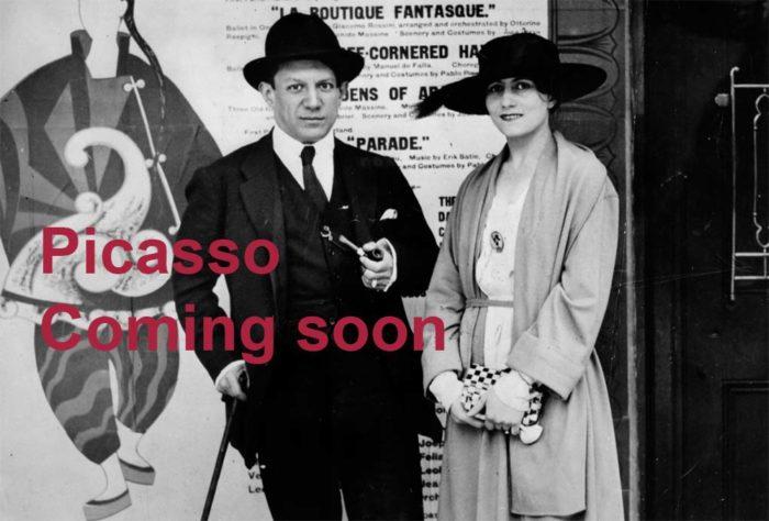 Picasso e Napoli. Parade