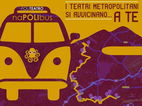 Arrivano i naPOLIbus: le navette gratuite per raggiungere tutti i teatri di Napoli