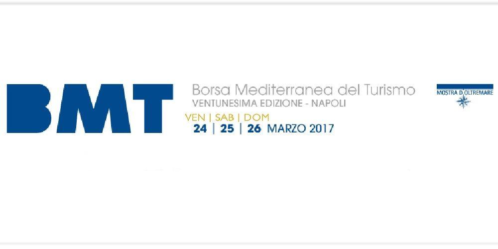 InfoTurismoNapoli alla Borsa Mediterranea del Turismo