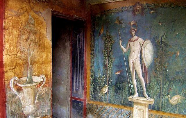 Pompei e i Greci, una grande mostra nel sito archeologico